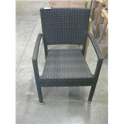 MARCO POLO SYN WICKER PATIO CHAIR