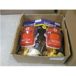 CASE OF WATERPROOF FIRST AID KITS