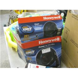 HONEY WELL POWER AIR CIRCULATOR