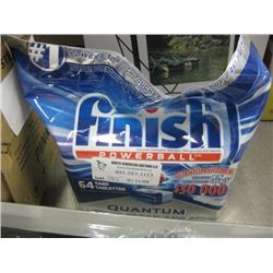 FINISH POWERBALL DISH WASHER SOAP