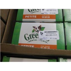 GREENIES DENTAL TREATS