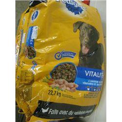PEDIGREE CHICKEN AND VEGTABLE DOG FOOD 22.7KG