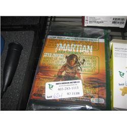 THE MARTIAN 4K DVD