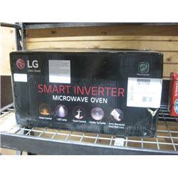LG LMC1575BD SMART INVERTER MICROWAVE OVEN