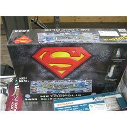 SUPERMAN METROPOLIS 4D PUZZLE