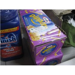 KRAFT DIPPERS 2 BOXES X 24 696G