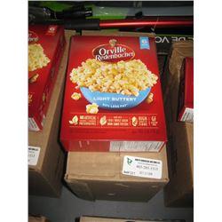 ORVILLE REDENBACHER 6 BAGS X 6 BOXES LIGHT BUTTERY