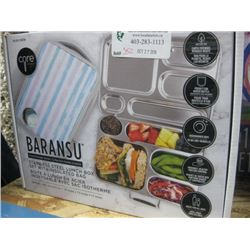 CORE BARANSU STAINLESS LUNCH BOX