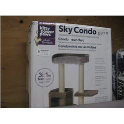 SKY CONDO KITTY POWER PAWS FURNITURE