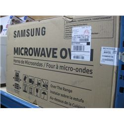 SAMSUNG MICROWAVE OVEN ME21K7010DS