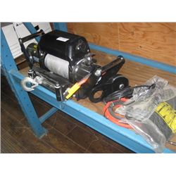 CHAMPION 12000LB WINCH WITH CONTROL ETC