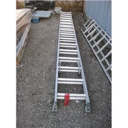 32FT ALUMINUM LADDER