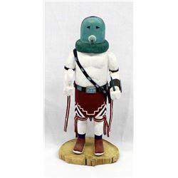 1985 Hopi Kachina by Tex C.