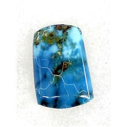 Turquoise Cabochon, 14.6 Carats Total Wt.