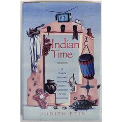 Indian Time by Judith Fein