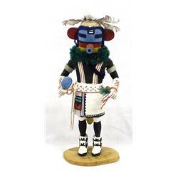 Vintage Hopi Talavai Morning Singer Kachina