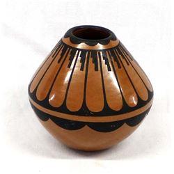 Jemez Pottery Jar by C. G. Loretto