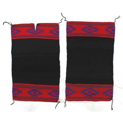 Native American Navajo Wool Textile Manta Dress