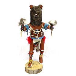 Native American Hopi Bear Kachina
