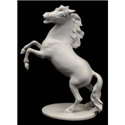West Germany Kaiser Golden Crown Porcelain Horse