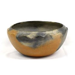 1997 Taos Micaceous Clay Pottery Bowl