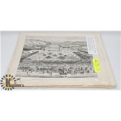60+ ORIGINAL MOSTLY FULL PAGE ILLUSTRATED (WOOD