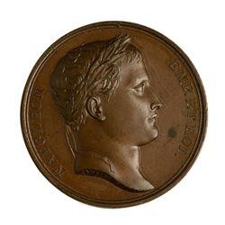 1807 Napoleon Emperor Bronze Medal