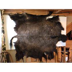Buffalo rug, nice condition