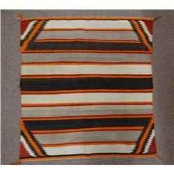 Saddle blanket, ca 1920's