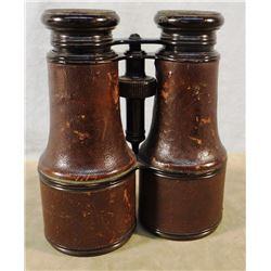 "Lemaire binoculars, 1895-1905, 6"" h x 5"" w"