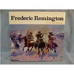 Hassrick, Peter, The Frederic Remington Book, dj, near fine