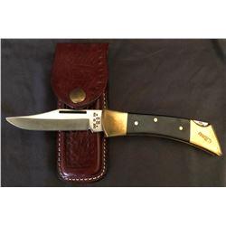 """Case XX USA59L SS folding knife; Case XX SS 523 3 ¼"""" knife"""