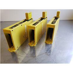 (3) Fanuc A03B-0814-B102 Spindle Monitor Unit