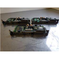 (3) Fanuc A16B-3200-0325/14F CPU Board