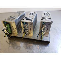 (3) idec PS3E-F-PK518, ED3L-F24A2F Power Supply
