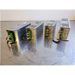 (4) idec PS3L-F, PS3E-F-PK518, Power Supply