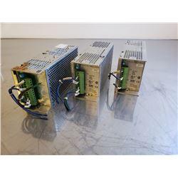 (3) idec PS3L-F, PS3E-F-PK518, Power Supply