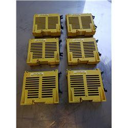 (6) Fanuc A03B-0815-C003 Detector Interface Module