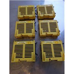 (6) Fanuc A03B-0815-C001 Detector Interface Module