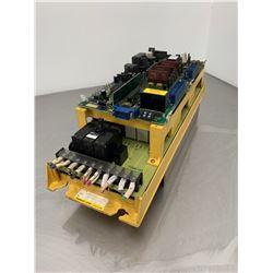 Fanuc A06B-6058-H005 Servo Amplifier *Plastic Broken See Pics*
