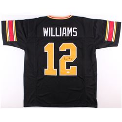 Doug Williams Signed Jersey (JSA COA)