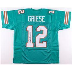 Bob Griese Signed Jersey (JSA COA)
