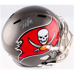 DeSean Jackson Signed Buccaneers Full-Size Speed Helmet (JSA COA)