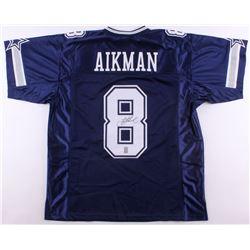 Troy Aikman Signed Jersey (Aikman Hologram)