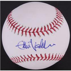 Eddie Vedder Signed OML Baseball (PSA LOA)
