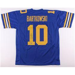 Steve Bartkowski Signed Jersey (Radtke COA)
