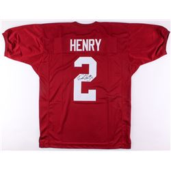 Derrick Henry Signed Jersey (JSA COA)