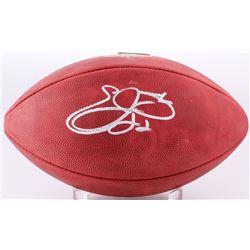 """Emmitt Smith Signed """"The Duke"""" Official NFL Game Ball (Beckett COA)"""