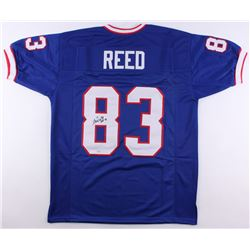 "Andre Reed Signed Jersey Inscribed ""HOF 14"" (SGC COA)"