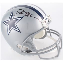 Deion Sanders Signed Cowboys Full-Size Helmet (JSA COA)